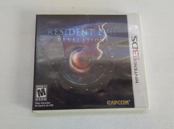 Resident Evil Revelations - Nintendo 3ds - Original Usado