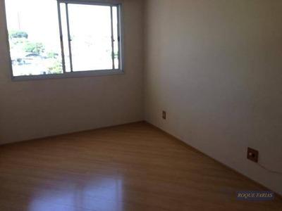 Apartamento Com 2 Dormitórios Para Alugar, 55 M² Por R$ 1.750/mês - Jaguaré - São Paulo/sp - Ap3755