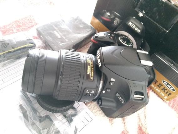 Câmera Nikon 3200 Novíssima