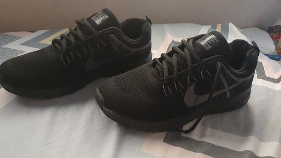 Zapatillas Nike Negras Talle 38