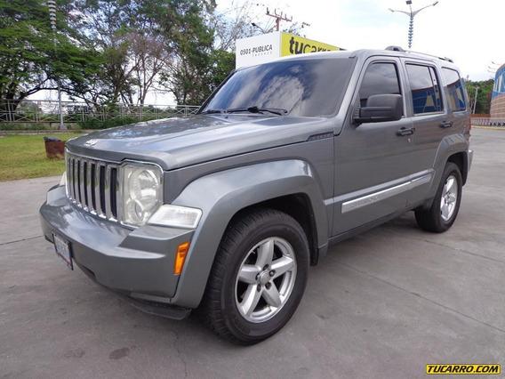 Jeep Cherokee Liberty Automático
