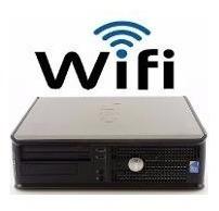 Oportunidade Cpu Dell Dual Core 2gb Hd160 Grav.dvd E Wi-fi