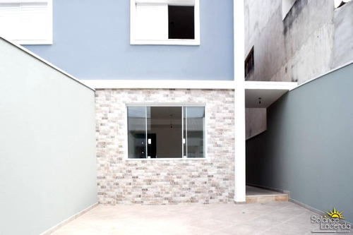 Imagem 1 de 15 de Sobrado Novo Com Três Dormitórios (sendo Uma Suíte) - Permite Financiamento. - 1291