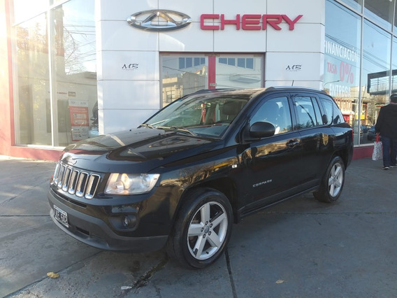 Jeep Compass Limited 2.4 At 4x4 Negro 95.000 Km. 2012