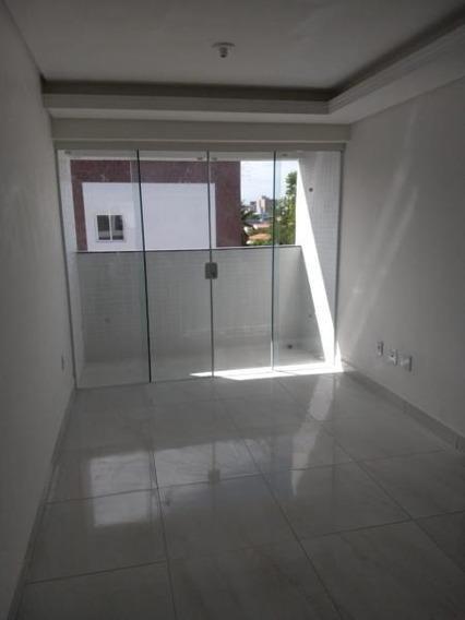 Apartamento Para Venda Em João Pessoa, Bancarios, 2 Dormitórios, 1 Suíte, 1 Banheiro, 1 Vaga - 7636