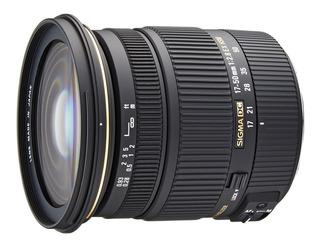 Lente Sigma 17-50mm F/2.8 Ex Dc Os Hsm Nikon/canon / Garantia / Factura A Y B / Envio Gratis / Stoc