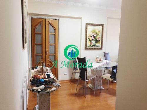 Imagem 1 de 18 de Apartamento Vila Bastos 97m² - Ap03270 - 69890481
