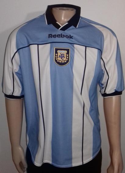 Camiseta Reebok Selección Argentina