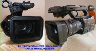 Sony Hvr-z7u Hdv Professional Video