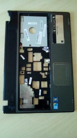 Carcaça Inferior (chassi) Notebook Epcom Ms1024