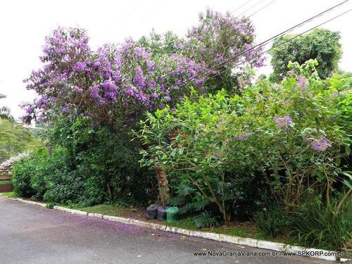Imagem 1 de 28 de Terreno À Venda, 1568 M² Por R$ 350.000,00 - Forest Hills - Jandira/sp - Te0271