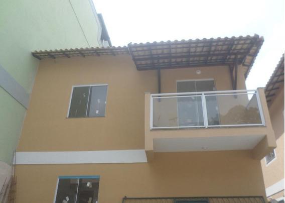 Casa Em Parada 40, São Gonçalo/rj De 58m² 2 Quartos À Venda Por R$ 195.000,00 - Ca334375