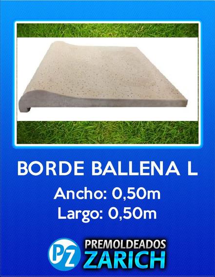 Lajas Atermicas Borde Ballena L 50x50
