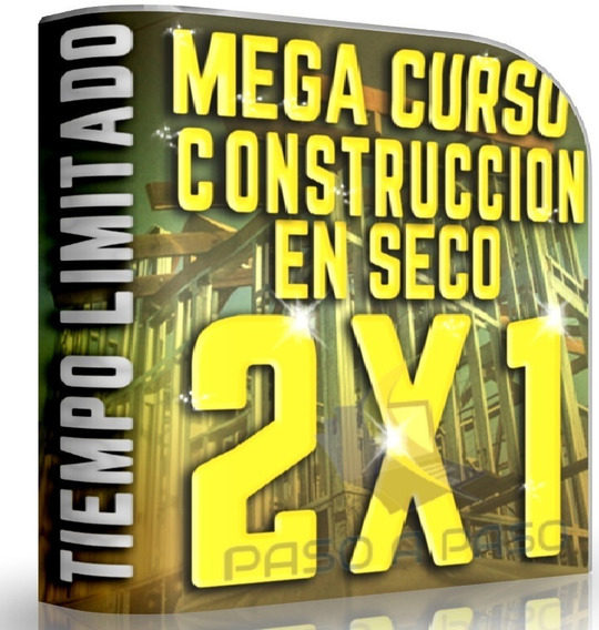 Curso Construccion En Seco Steel Framing Manual Video Plano+