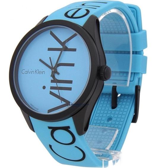 Bfw/reloj Calvin Klein K5e51tvn