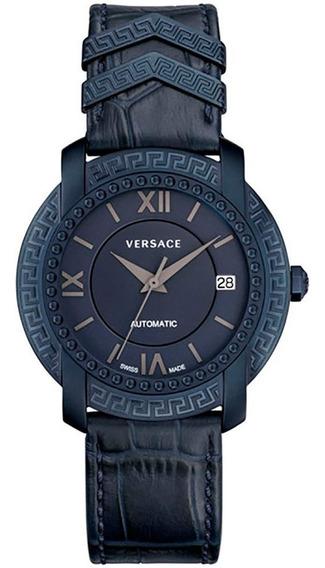 Reloj Versace Dv25 - Vrdv25auto Original Time Square