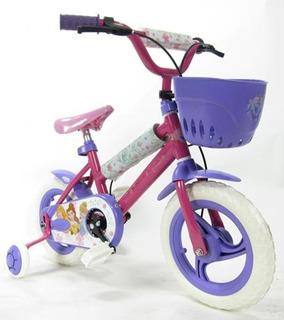 Bicicleta Rod 12 Princess Unibike 3061