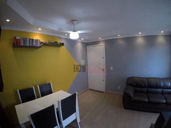 Apartamento Com 2 Dormitórios À Venda, 48 M² Por R$ 159.000 - Jardim São Miguel - Ferraz De Vasconcelos/sp - Ap5027