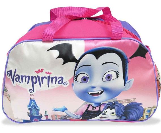 Bolsa Infantil Para Viagem Vampirina