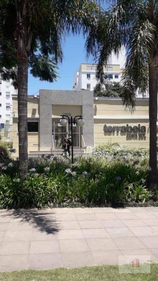 Apartamento Com 3 Dormitórios À Venda, 61 M² Por R$ 280.000,00 - Cristal - Porto Alegre/rs - Ap3411