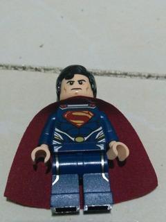 Lego Man Of Steel Superman Del Set 76003 Del 2013
