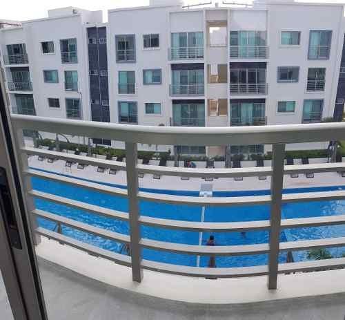 Rento Departamento En Planta Baja Con Acceso Rápido A Cualquier Punto De La Ciudad De Cancún