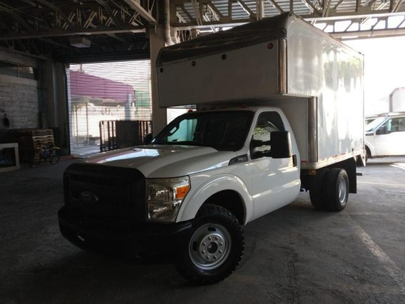 Ford F-350 2p Chasis Xl V8/6.2 Man