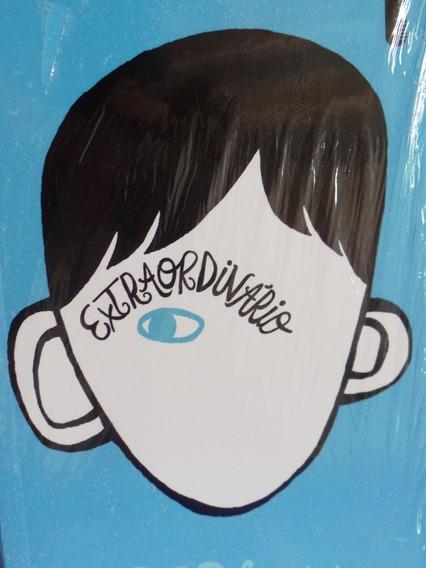 Livro Extraordinário - Rjpalácio - Novo E Lacrado