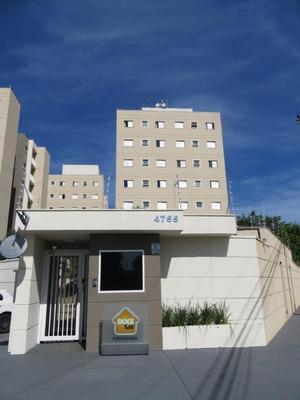 Apartamento Com 2 Dormitórios Para Alugar, 45 M² Por R$ 800/mês - Jardim São Francisco - Piracicaba/sp - Ap2130