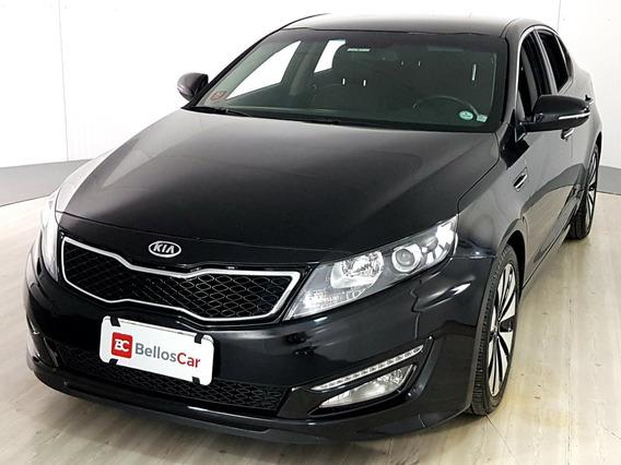 Kia Motors Optima 2.4 Ex 16v Gasolina 4p Automático 2012...