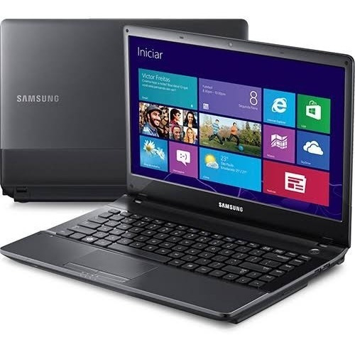 Notebook Samsung Intel® Core I5, 8gb, 500gb, Led 14º Usado