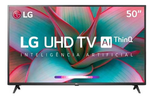 Smart Tv 4k 50  LG Led Ultra Hd 50un7310psc Webos 5.0