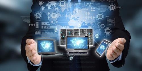 Imagem 1 de 4 de Desenvolvo Soluções De Software