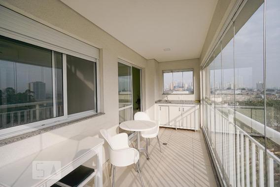 Apartamento Para Aluguel - Tatuapé, 1 Quarto, 50 - 893106648