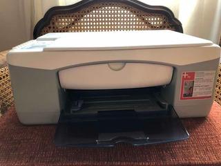 Impresora Hp Deskjet F380 Oll In One (impresora Escanner)