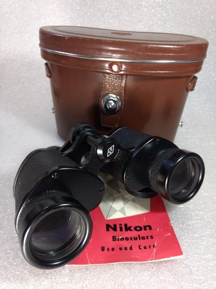 Binóculo Nikon Nipponkogaku 9x 35 7,3°, Estado De Novo!!