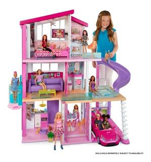 Barbie Mattel Casa De Los Sueños 360 Grados