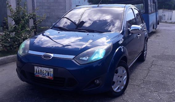 Ford Fiesta Move Azul, 2012, 1.6