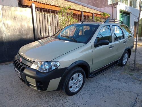 Fiat Palio Weekend 1.8 Adventure 2005