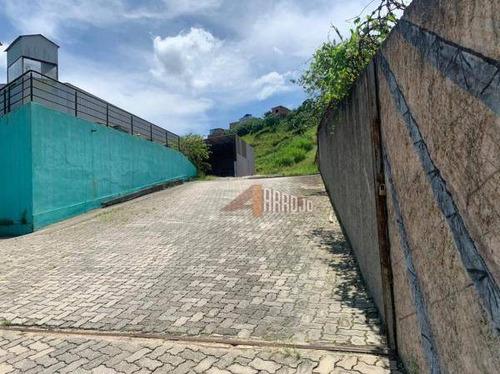 Galpão À Venda, 1300 M² Por R$ 3.000.000,00 - Suzano - Suzano/sp - Ga0034