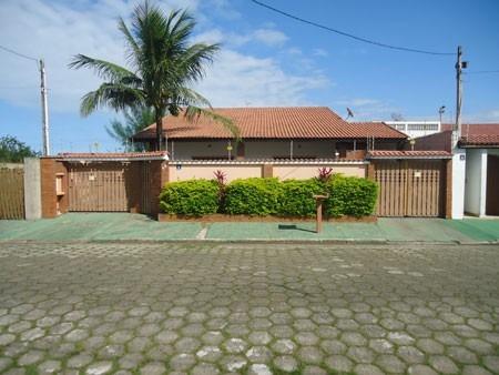 Casa A 70 Metros Da Praia - Jardim São Fernando - Ref: 809