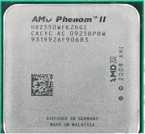 Amd Phenom Ii X2 550 Cpu Processador Dual-core (3.1 Ghz/6 M/