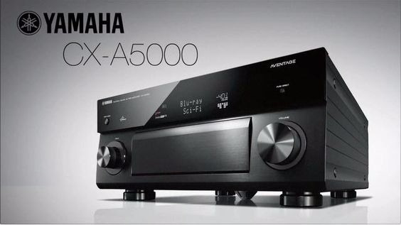 Pré Processador Receiver Yamaha Cx-a5000