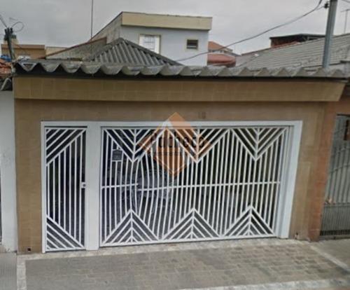 Casa Térrea Na Penha De França, 180 M², 02 Dormitórios, 02 Vagas, R$ 490.000,00 - 2554