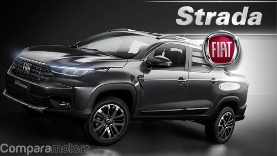 Nueva Fiat Strada 0km $85.000 O Tu Usado Cuotas - D