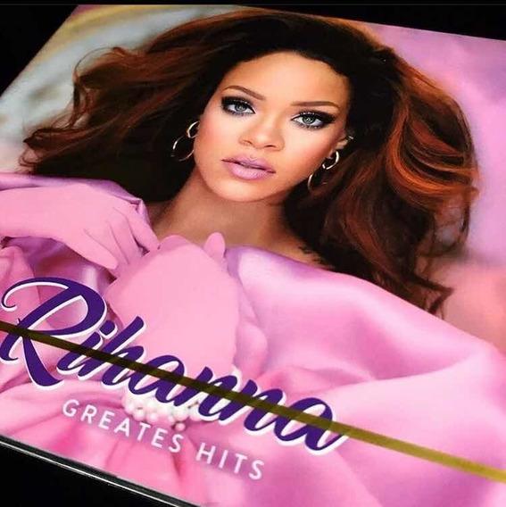Cd Rihanna - Greates Hits Novo
