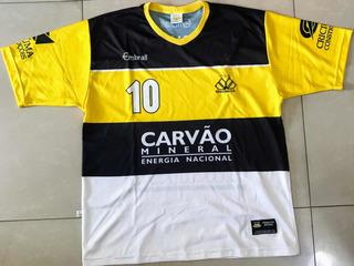 Camisa Do Criciúma, Tradicional Time De Santa Catarina