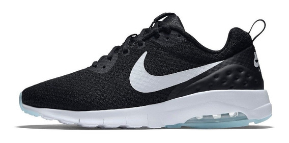 Tenis Deportivo Hombre Nike Air Max Motion Lw Negro 010