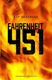 Fahrenheit 451 De Ray Bradbury- Minotauro