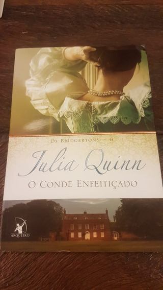 Livro O Conde Enfeitiçado Os Bridgertons 6 Julia Quinn